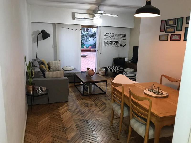 Foto Departamento en Alquiler en  Palermo ,  Capital Federal                  Humboldt  2400