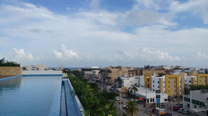 Foto Departamento en Venta en  Playa del Carmen,  Solidaridad  Departamento en venta en Playa del Carmen, excelente inversion!!