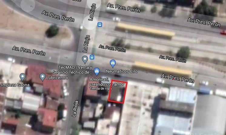 Foto Terreno en Venta en  Haedo Norte,  Haedo  Pte. Perón  al 3800