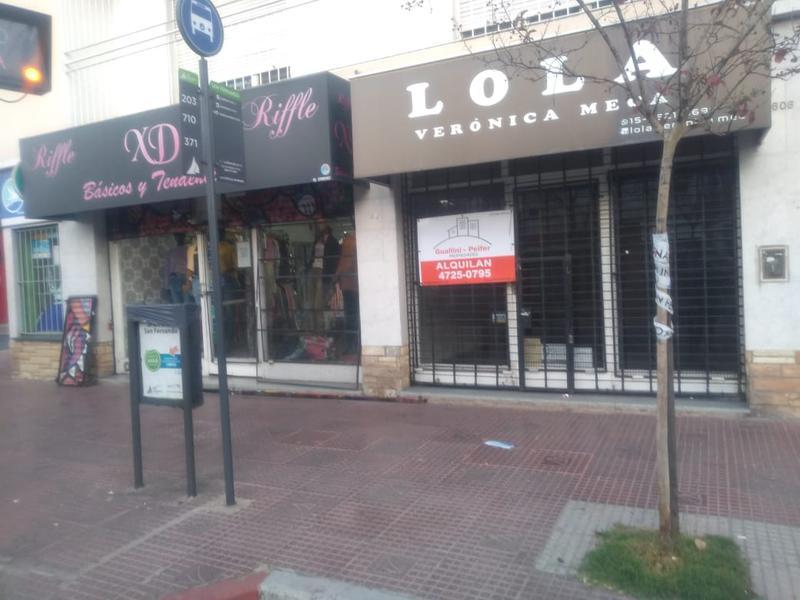 Foto Local en Alquiler en  Virreyes,  San Fernando  Av. Avellaneda al 2600