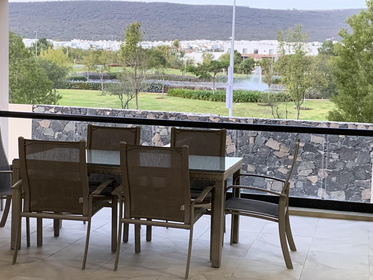Foto Departamento en Venta en  Residencial el Refugio,  Querétaro  VENTA DEPARTAMENTO QUERETARO EN EL REFUGIO 3 RECAMARAS HERMOSA TERRAZA CON EXCELENTE VISTA