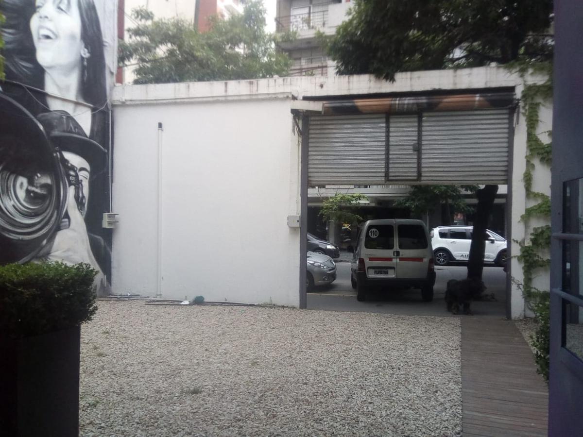 Foto Depósito en Alquiler en  Villa Crespo ,  Capital Federal  Lerma 51