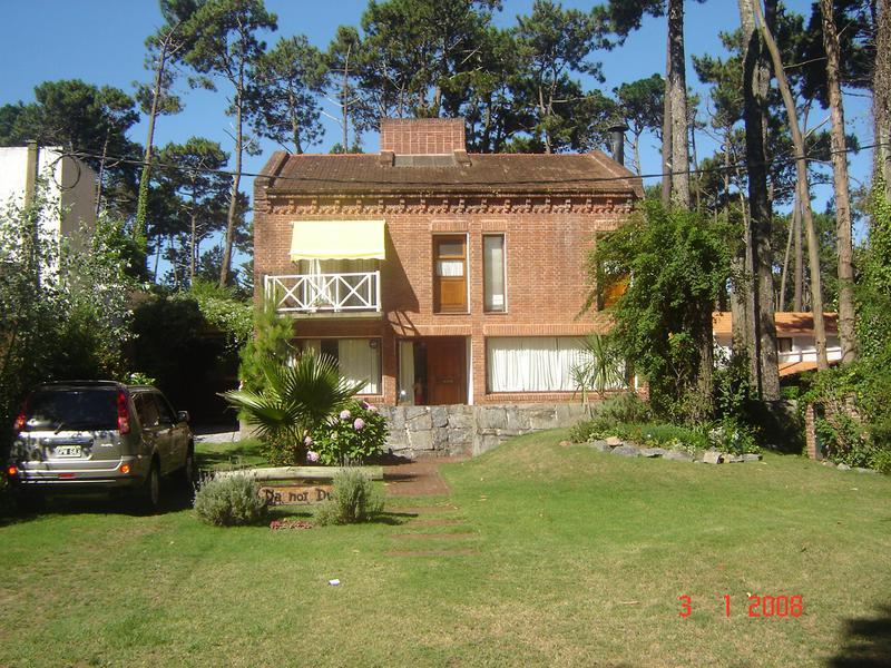 Foto Casa en Alquiler en  San Rafael,  Punta del Este  Mar del Plata y Carrasco