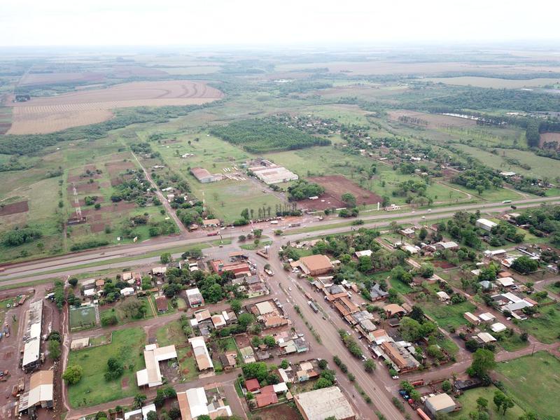 Foto Campo en Venta en  Minga Guazú ,  Alto Paraná   km 29 Minga Guazu - Alto Parana