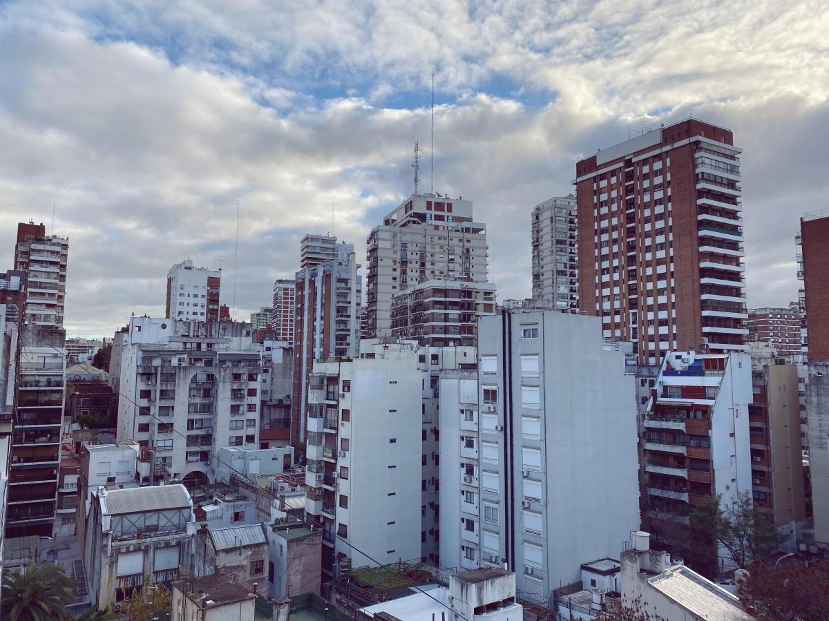 Foto Departamento en Venta en  Belgrano Barrancas,  Belgrano  Soldado de la Independencia  al 100
