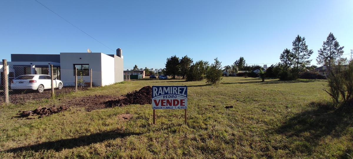 Foto Terreno en Venta en  Pueblo General Belgrano,  Gualeguaychu  Federal al 100