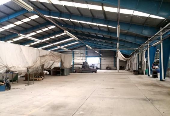 Foto Nave Industrial en Venta en  Tlaxcala ,  Tlaxcala  VENTA DE NAVE INDUSTRIAL, TLAXCALA