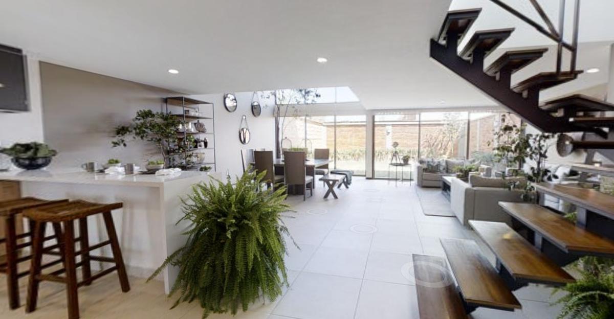 Foto Casa en condominio en Venta en  Calimaya ,  Edo. de México  Venta de casa nueva en Pedregal del Bosque Calimaya