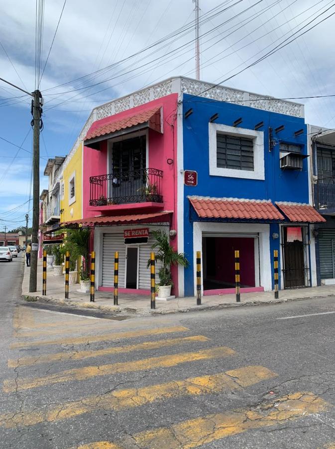 Foto Local en Renta en  Mérida Centro,  Mérida  LOCAL EN RENTA UBICADO EN ESQUINA, CENTRO