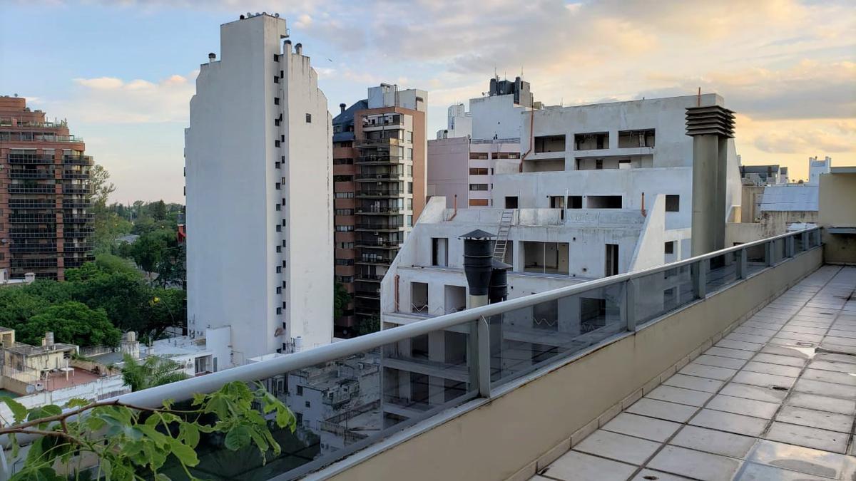 Foto Departamento en Alquiler en  Nueva Cordoba,  Capital  En Alquiler Depto 2 dorm con TERRAZA XL y ASADOR en Nva. Cba.!! Piso 10!!