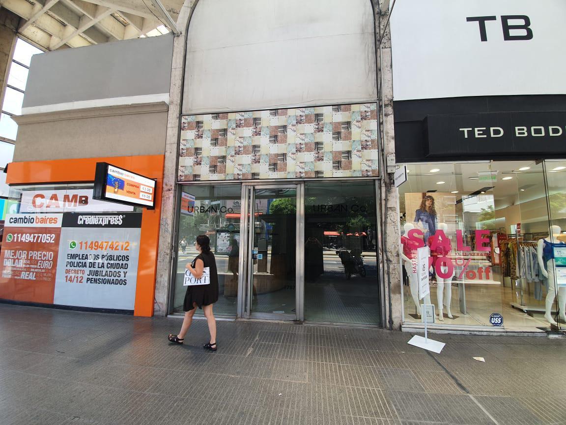 Foto Local en Alquiler en  Belgrano ,  Capital Federal  avenida cabildo al 1700