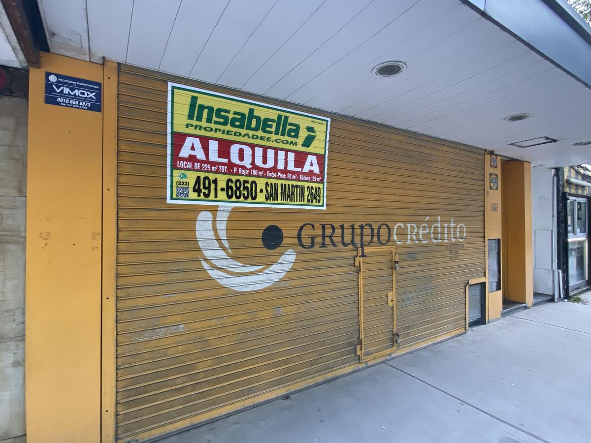 Foto Local en Alquiler en  Centro,  Mar Del Plata  San Martin 2962 e/ Yrigoyen y La Rioja