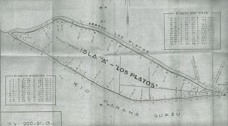 Foto Campo en Venta en  Islas Del Ibicuy ,  Entre Rios  Paraná Guazú Isla Los Platos