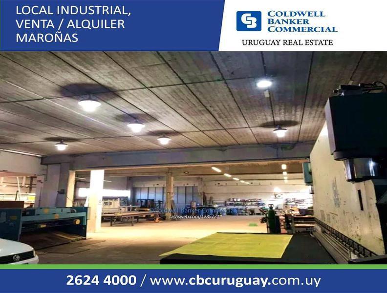 Foto Edificio Comercial en Alquiler en  Maroñas ,  Montevideo  Maroñas
