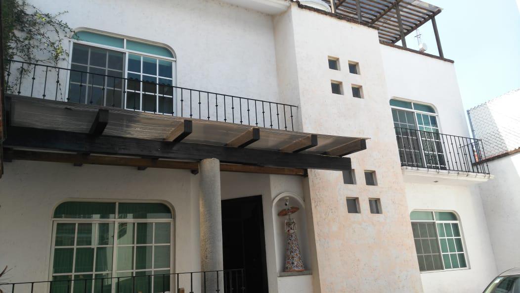 Foto Casa en Renta en  Barrio San Lucas,  Coyoacán  Centro de Coyoacán