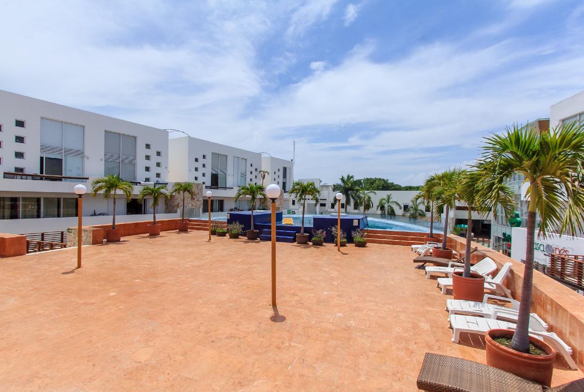 Foto Departamento en Venta en  Playa del Carmen Centro,  Solidaridad  HERMOSO PENTHOUSE  2 REC se puede hacer 3er recamara |Playa del Carmen| Quintana Roo