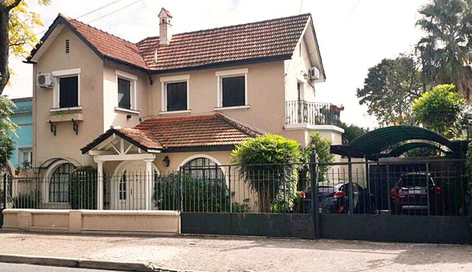 Foto Casa en Venta en  Martinez,  San Isidro  Rodríguez Peña al 100