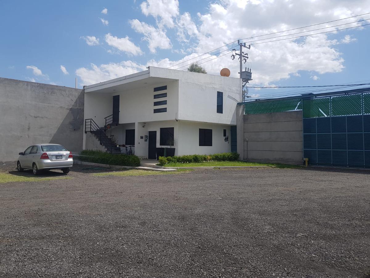 Foto Bodega Industrial en Venta en  San Gaspar Tlahuelilpan,  Metepec  Bodega Industrial, Metepec