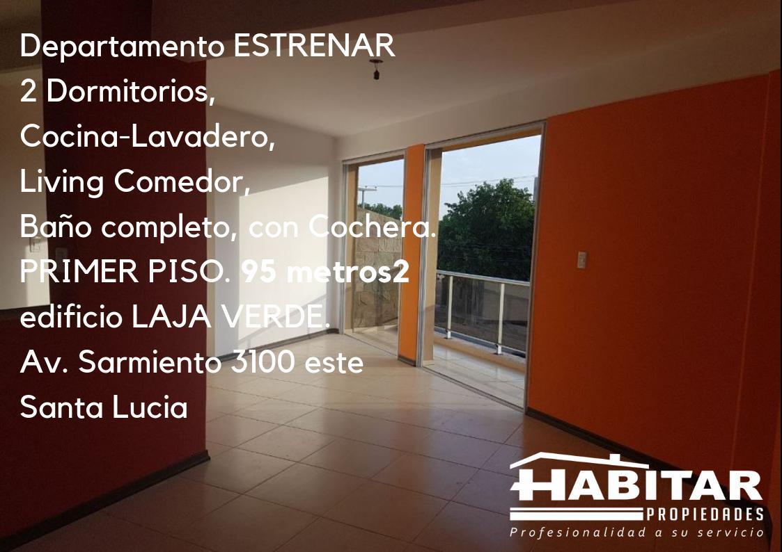 Foto Departamento en Venta en  Santa Lucia ,  San Juan  Av. Sarmiento al 3100