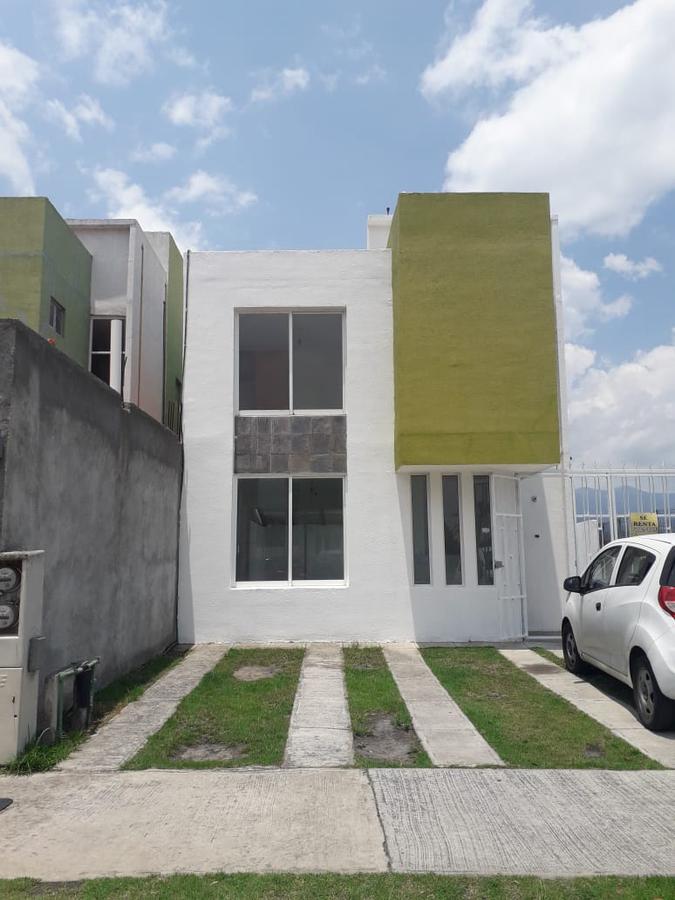 Foto Casa en Renta en  Ocoyoacac ,  Edo. de México  CASA EN RENTA EN BENEVENTO