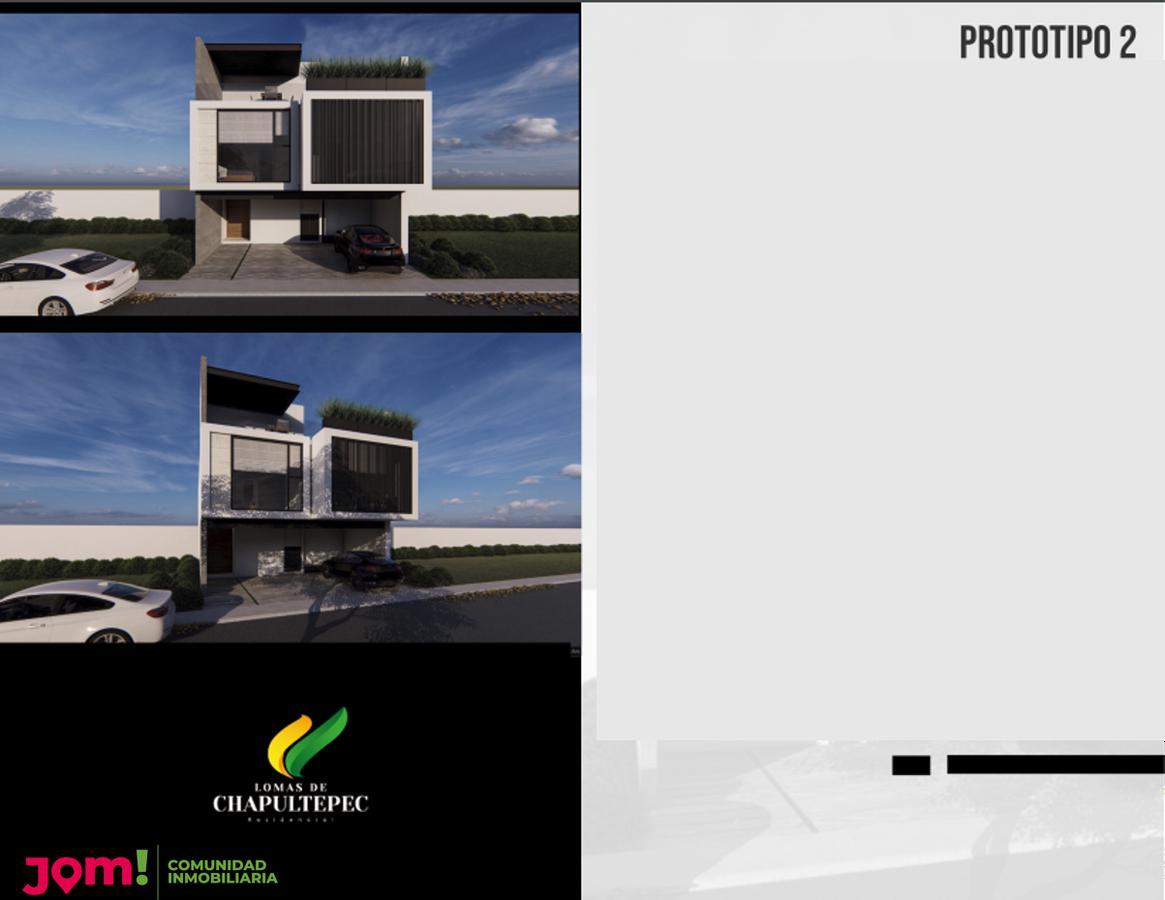 Foto Casa en Venta en  Lomas,  San Luis Potosí  Fracc. Lomas de Chapultepec, Calle Cto Pontevedra, LOTE 13, Prototipo 2