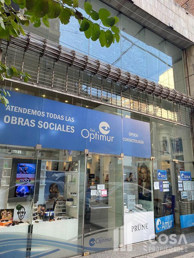 Foto Local en Alquiler en  Centro,  Rosario  Presidente Roca 835