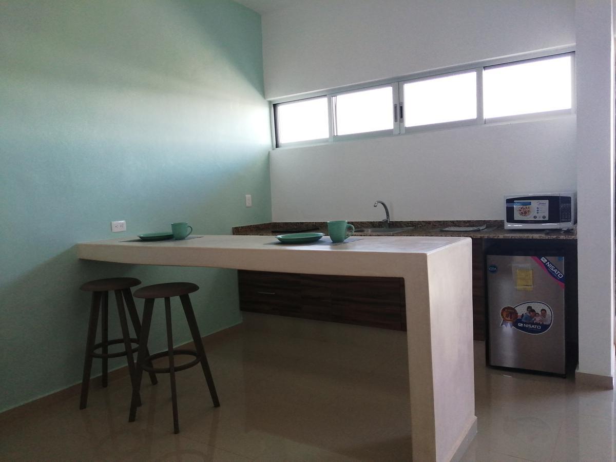 Foto Departamento en Renta en  Fraccionamiento Jardines Del Norte,  Mérida  Departamentos De 32 M2 En Zona Norte