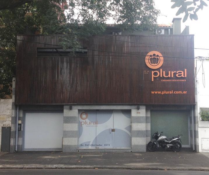 Foto Local en Alquiler en  La Lucila-Libert./Rio,  La Lucila  Av. del Libertador 3515