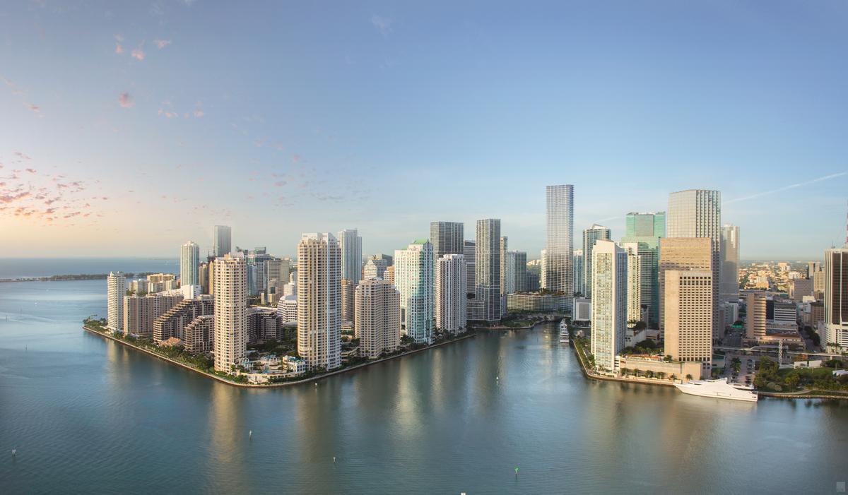 Foto Departamento en Venta en  Brickell,  Miami-dade  Baccarat Miami 444 Brickell Avenue Miami,  Fl 33131