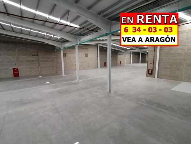Foto Bodega Industrial en Renta en  La Joya Este,  Tijuana  Rentamos Magnífica Bodega Nueva 826 mts2 Muy Bonita B. B. B.