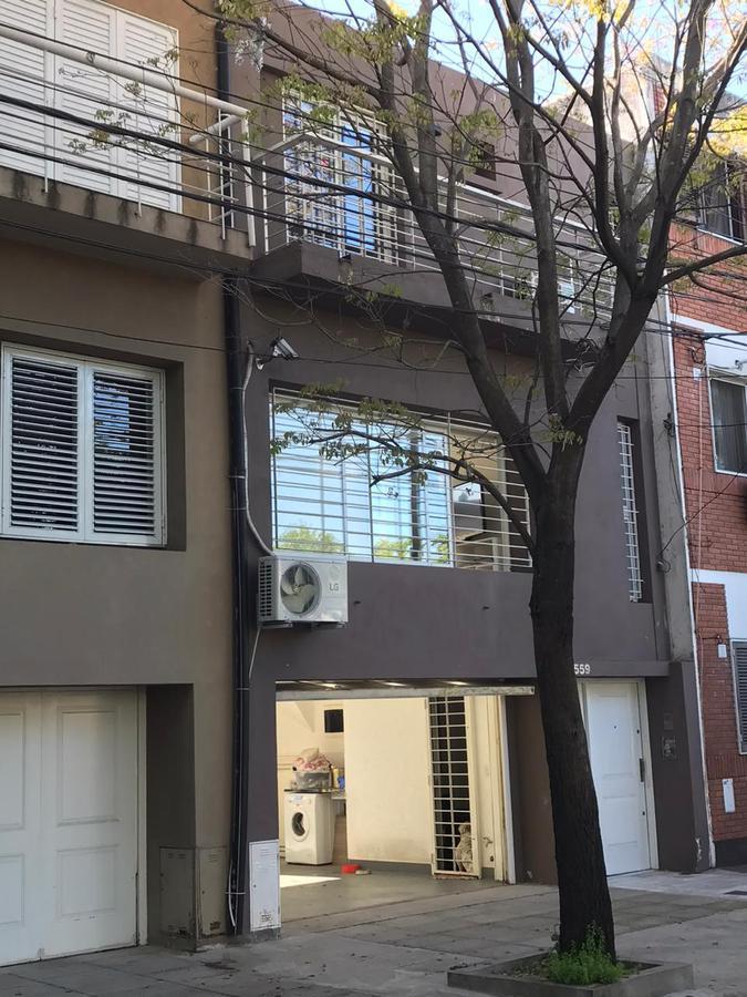 Foto Casa en Alquiler en  Villa Sarmiento,  Moron  Bosch al 559
