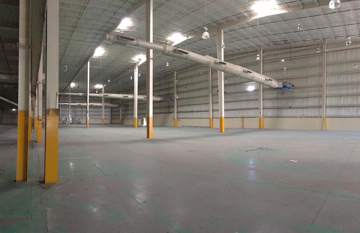 Foto Nave Industrial en Renta en  Industrial,  Reynosa  Reynosa