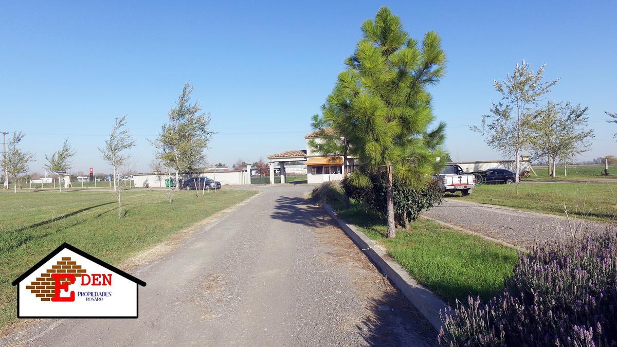 Foto Terreno en Venta en  Piñero,  Rosario  Pinares del Sur · Ao12 y Ruta 18 · Lote 2-D