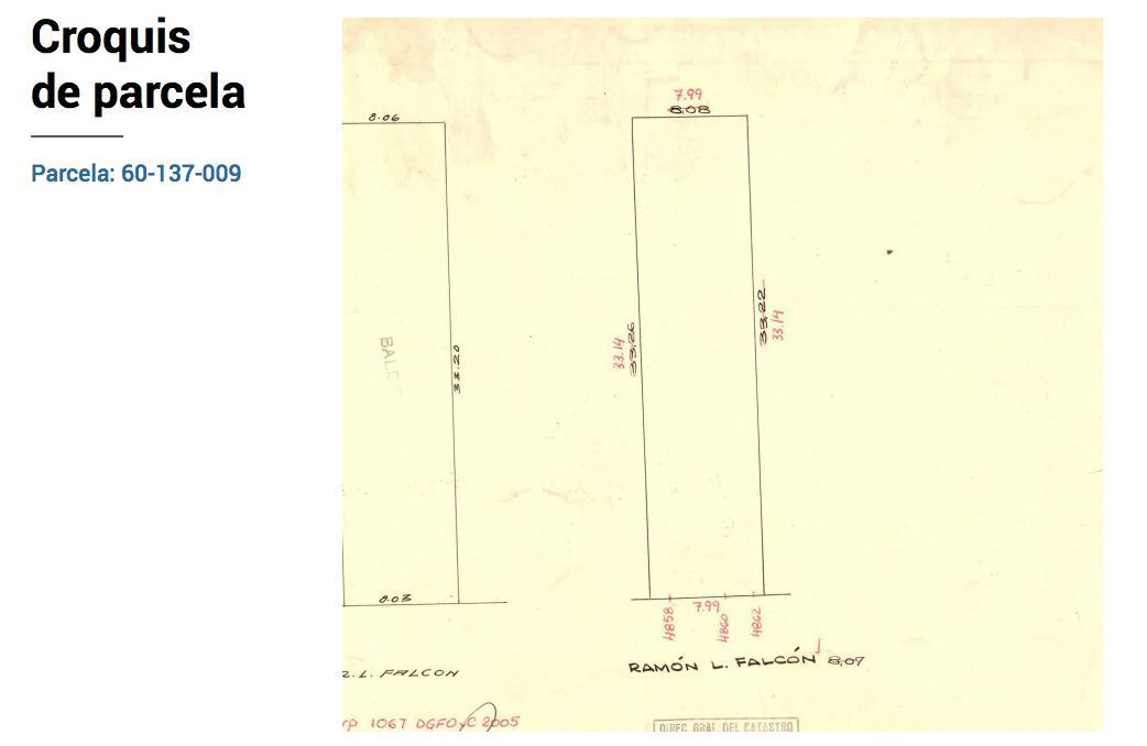 Foto Terreno en Venta en  Villa Luro ,  Capital Federal  Ramon L. Falcon al 4800