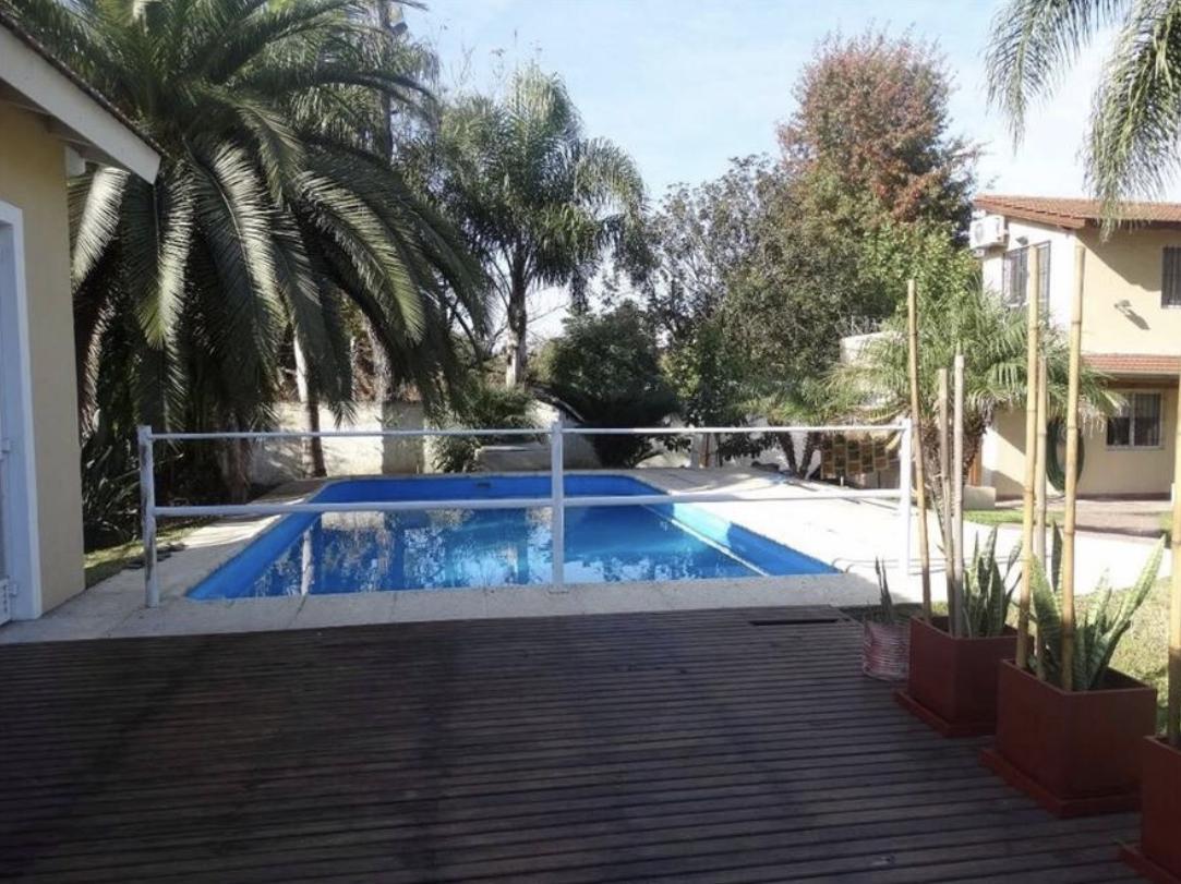 Foto Quinta en Alquiler en  La Alborada,  Presidente Derqui  Alquiler anual de casa en Pilar zona quintas 6 ambs y pileta