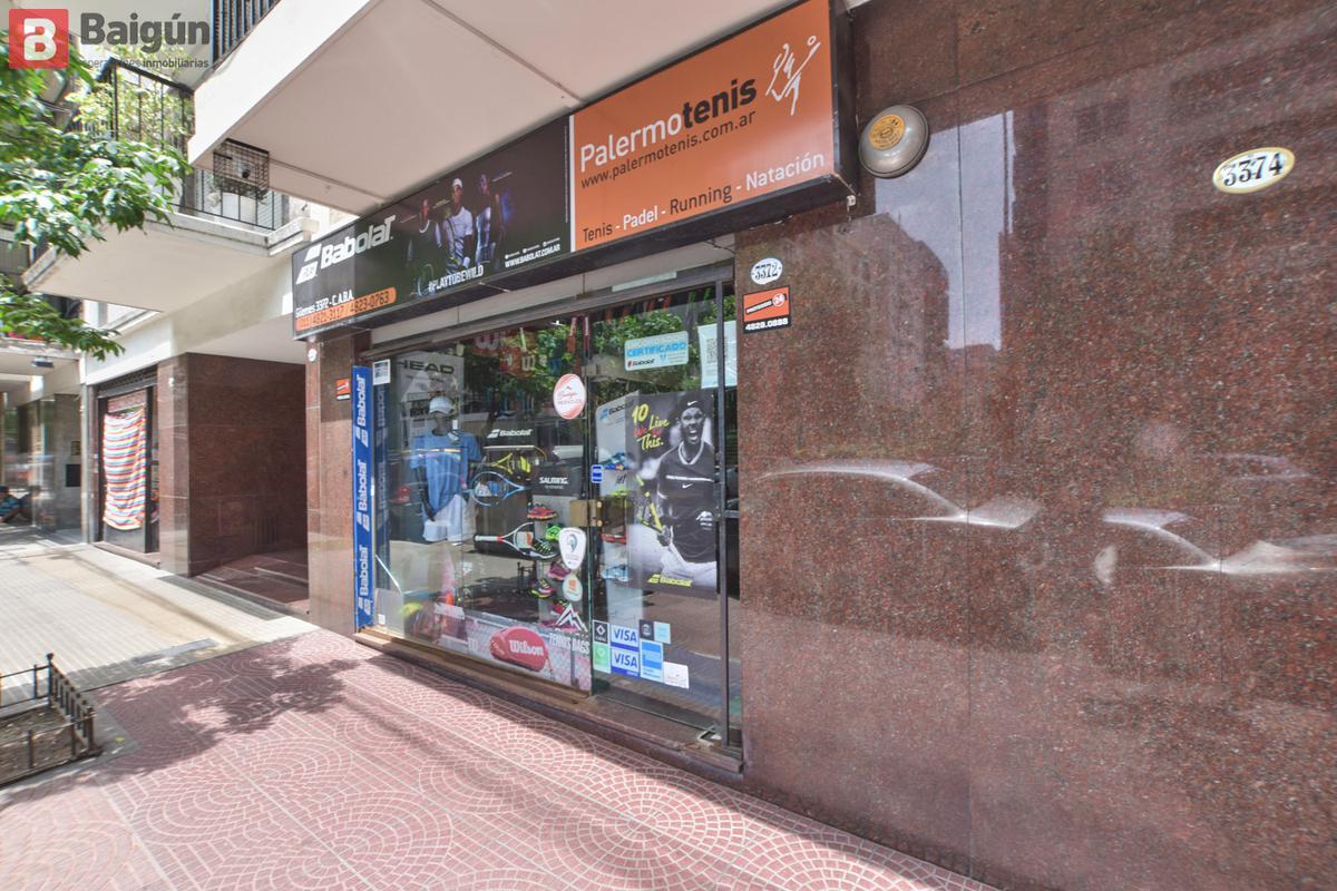 Foto Local en Alquiler en  Palermo ,  Capital Federal  Guemes al 3300