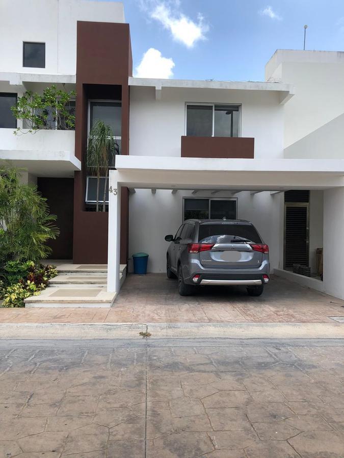 Foto Casa en Venta en  Residencial Palmaris,  Cancún  CASA EN VENTA EN CANCUN  EN RESIDENCIAL PALMARIS