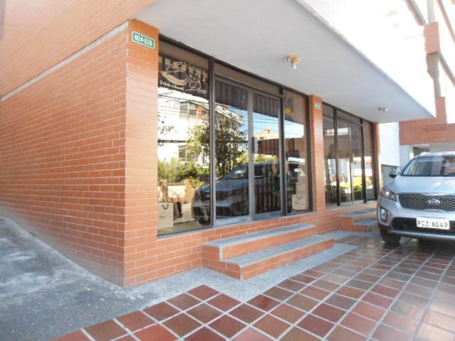 Foto Local en Venta en  Centro Norte,  Quito  Jose Tamayo