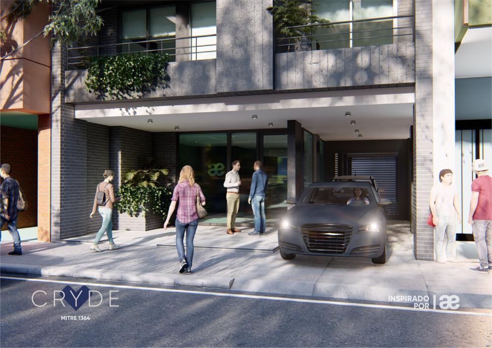 Foto Departamento en Venta en  Centro,  Rosario  Cryde - Pensaer 13 - Mitre 1364 01-01