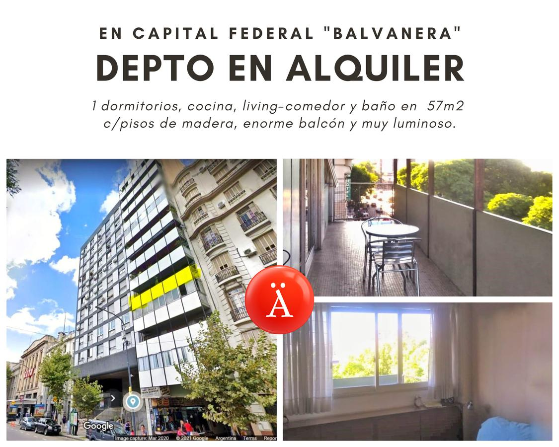 Foto Departamento en Alquiler en  Balvanera ,  Capital Federal  Rivadavia  2.880.4° piso A