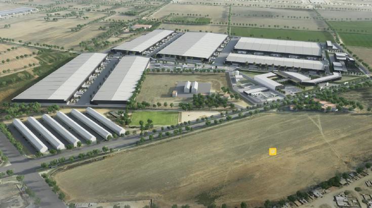 Foto Nave Industrial en Renta en  Industrial,  Querétaro  Industrial