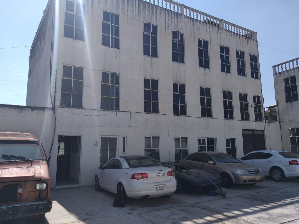Foto Edificio Comercial en Renta en  San Jerónimo Chicahualco,  Metepec  12 de Octubre, San Jeronimo Chicahualco