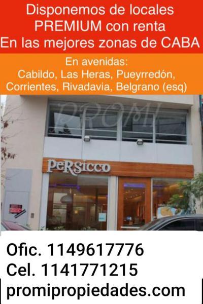 Foto Local en Venta |  en  Belgrano ,  Capital Federal  C.A.B.A.