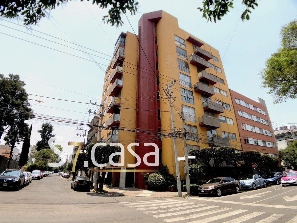 Foto Departamento en Venta en  Benito Juárez ,  Ciudad de Mexico  Departamento en Venta, Colonia del Valle Centro.