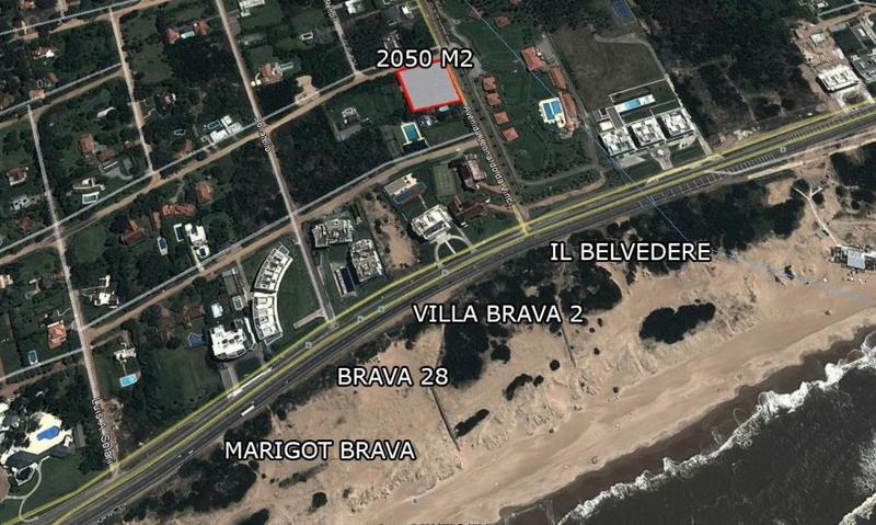 Foto Terreno en Venta en  Rincón del Indio,  Punta del Este  Extraordinario Terreno En Venta en Rincón del Indio,  una de las Zonas mas Exclusivas de Punta del Este