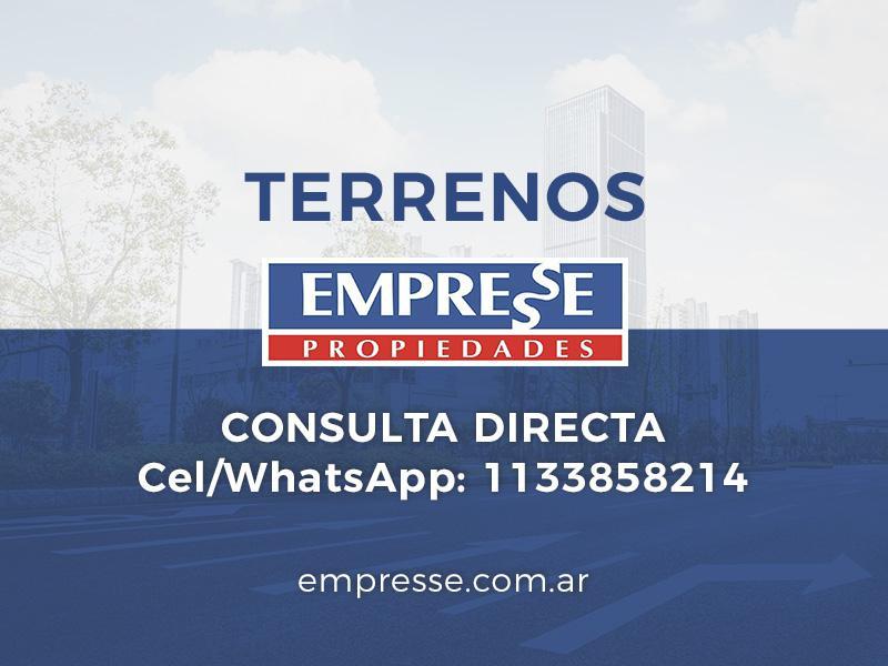 Foto Terreno en Venta en  Caballito Norte,  Caballito  REMEDIOS DE ESCALADA DE SAN MARTIN  AL 1000