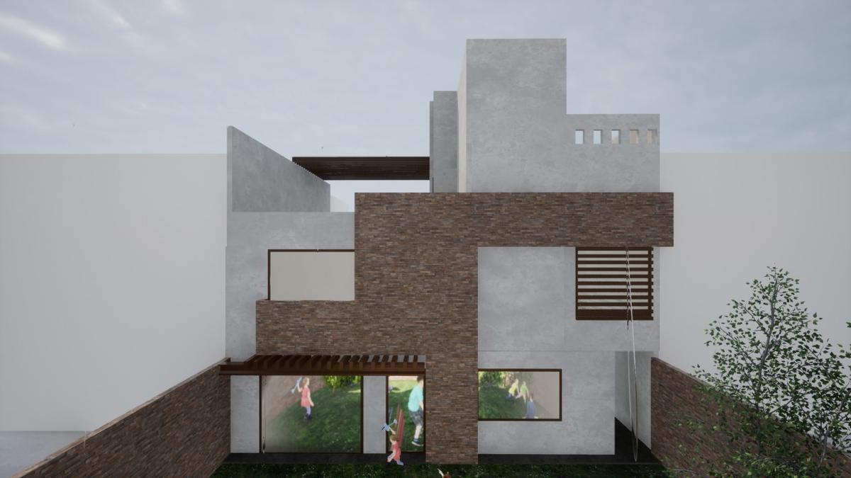 Foto Casa en condominio en Venta en  San Carlos,  Metepec  VENTA DE CASA NUEVA DENTRO DEL CLUB DE GOLF SAN CARLOS, METEPEC ESTADO DE MEXICO