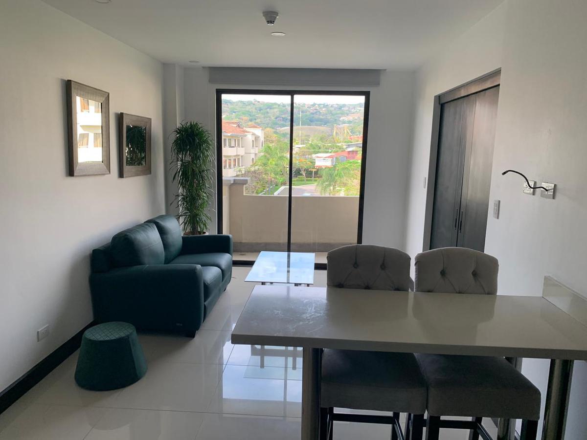 Foto Departamento en Venta | Renta en  Santa Ana ,  San José  Apartamento en Santa Ana amueblado con vista