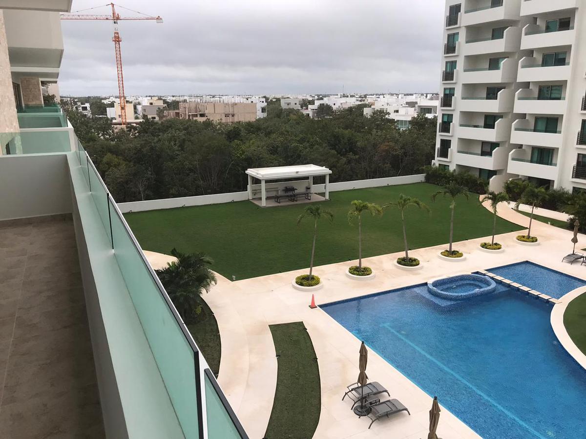 Foto Departamento en Venta en  Aqua,  Cancún  Departamento en Venta Residencial AQUA - CONDOMINIO CASCADES URBAN LIVING Cancun