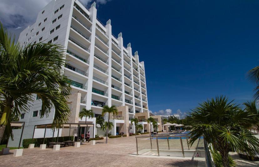 Foto Departamento en Venta en  Benito Juárez ,  Quintana Roo  Residencial La Playa